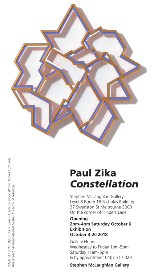 Constellation - Paul Zika